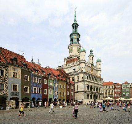 Poznań - rynek